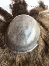 Load image into Gallery viewer, PO-0527103673 Full Thin Poly Toupee For Women