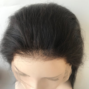 Human Hair Full Lace Wig For Ladies (FLW)