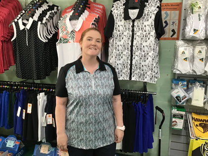 Ladies Clothing - Bowls Australia Approved