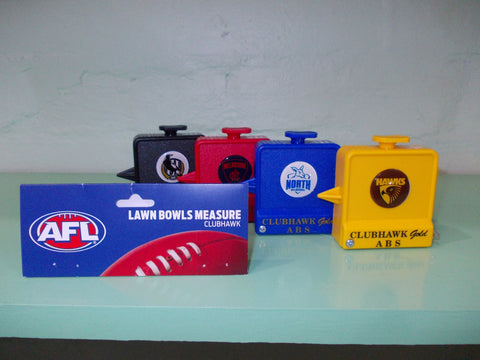 AFL Football Club Hawk Measure Tapes