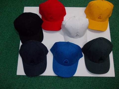 Cotton Baseball Cap w/ BA Logo