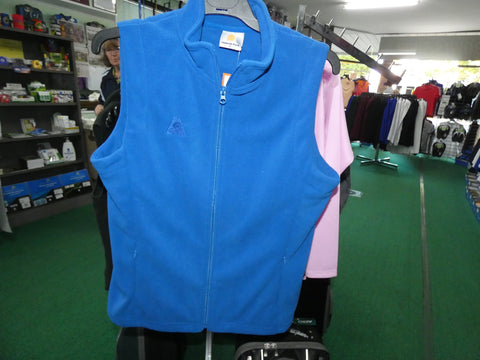 Polar Vest: Light Royal