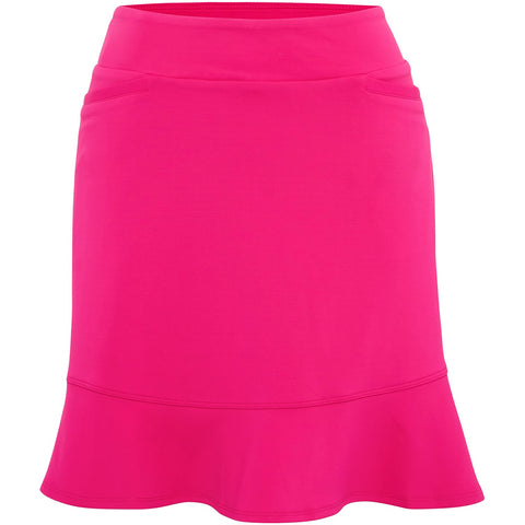 Sporte Leisure: Frilly Edge Skort Flamingo