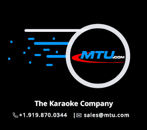 MTU Karaoke Software Help