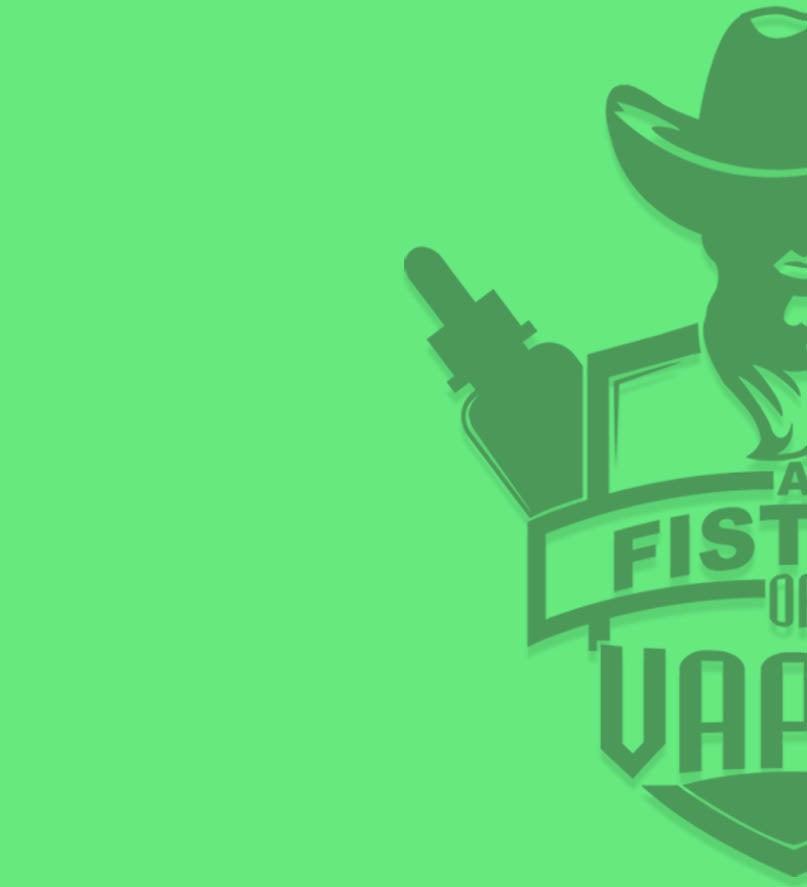 A Fistful Of Vapes Online Vape & CBD Store, Stoke On Trent Vape Shop