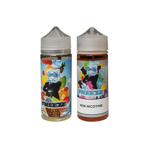 Mr. Freeze 0mg 100ml Shortfill (70VG/30PG)