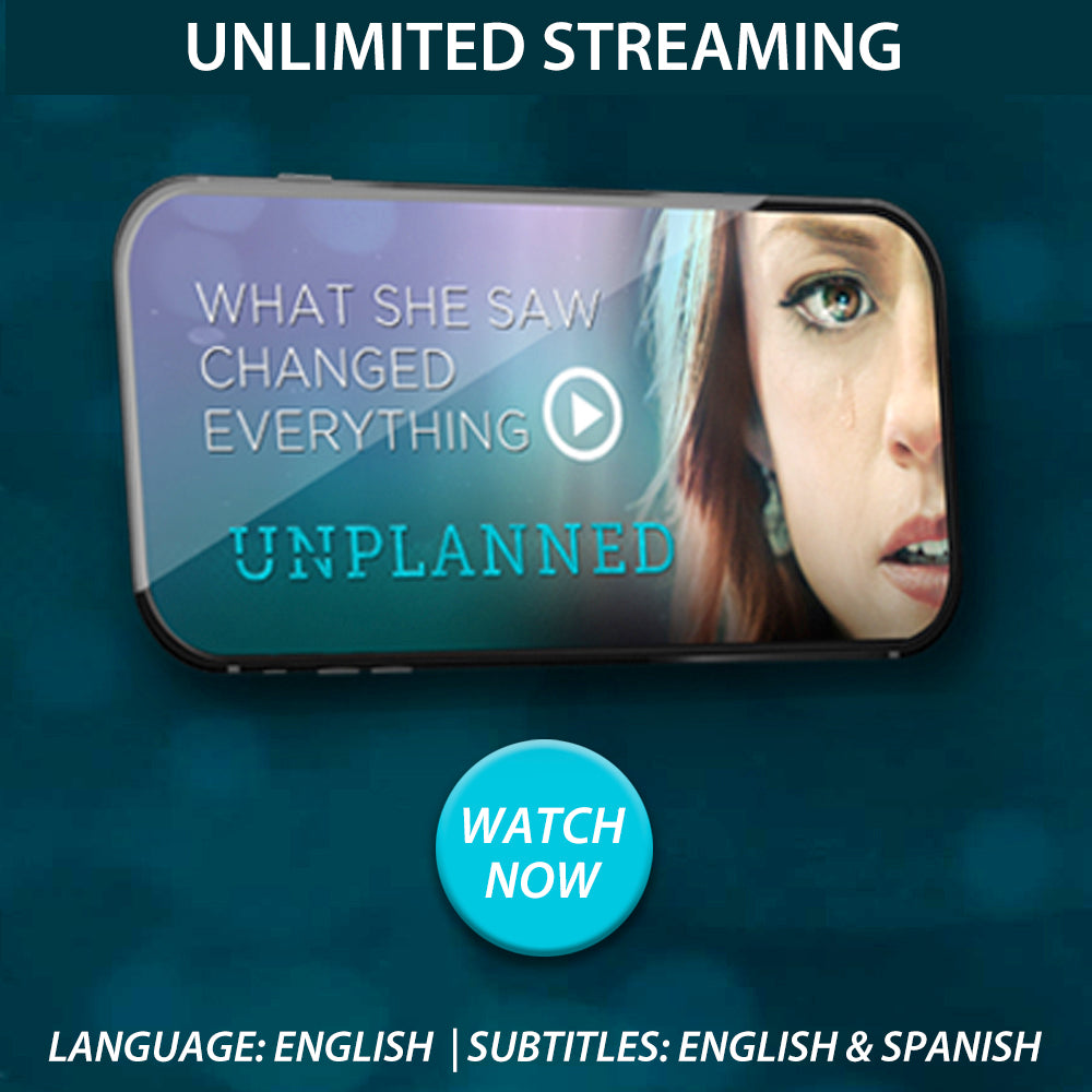 Unplanned - EXCLUSIVE Unlimited Streaming – Unplanned: The ...