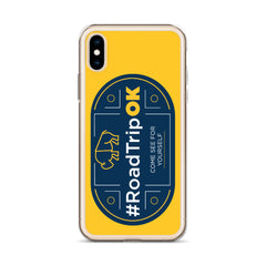 Oklahoma Road Trip - iPhone Case