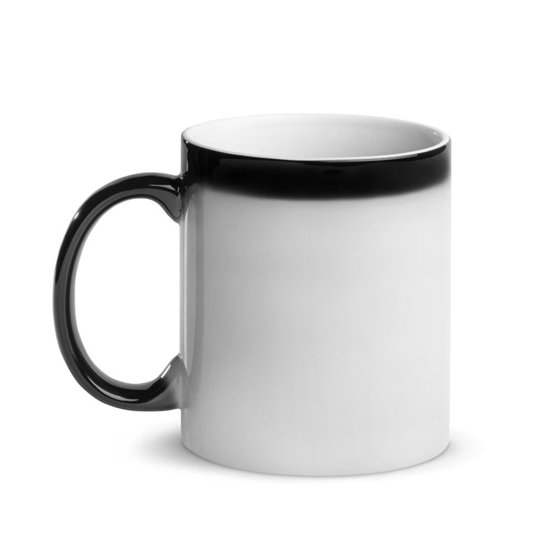 Discover Oklahoma - Glossy Magic Mug 11oz