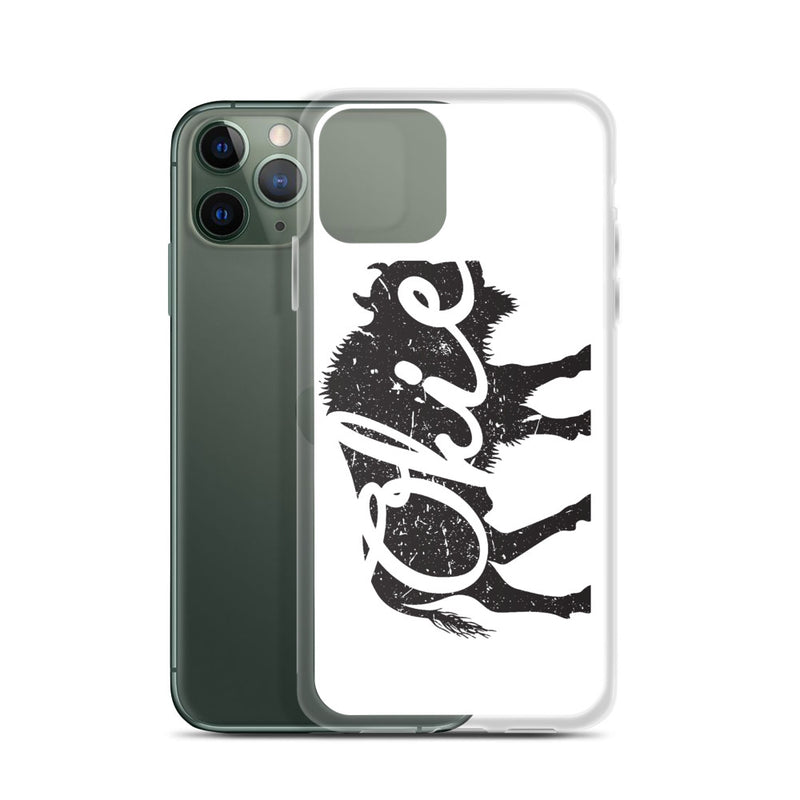 Okie iPhone Case