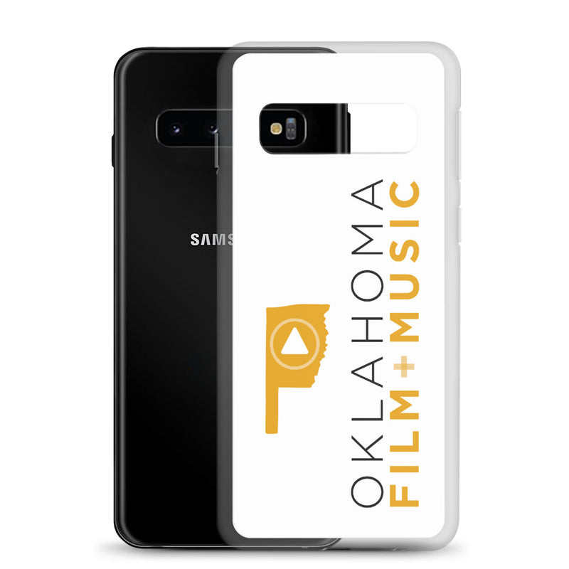 Oklahoma Film + Music - Samsung Phone Case