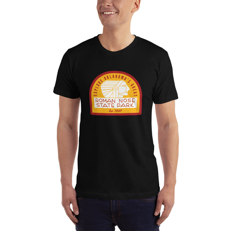 Roman Nose State Park - T-Shirt