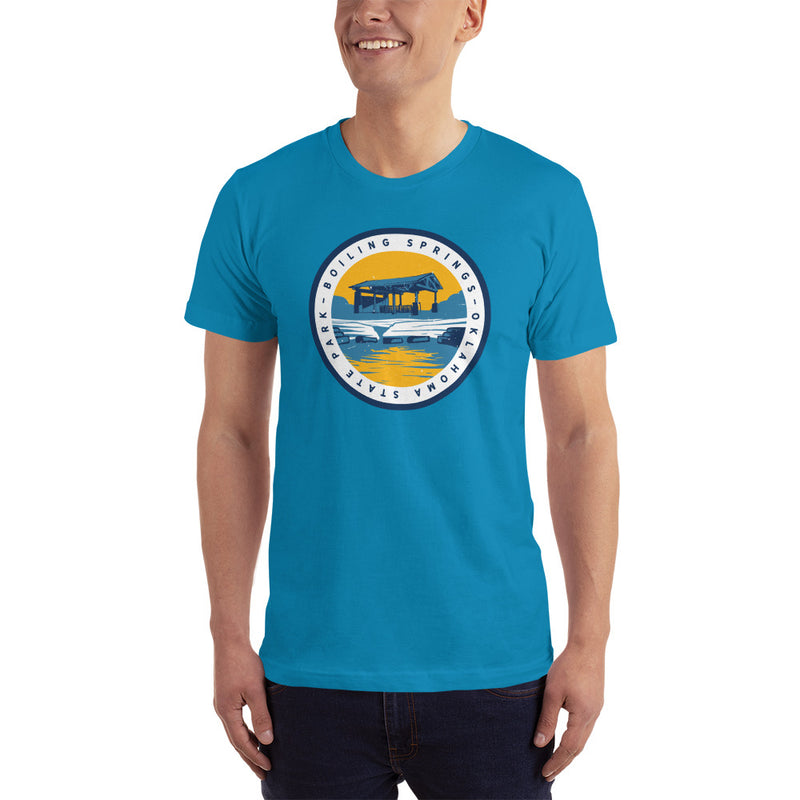 Boiling Springs State Park - T-Shirt