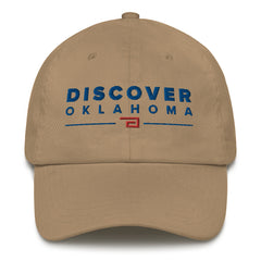 Discover Oklahoma Dad Hat