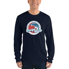 Osage Hills State Park - Long sleeve T-shirt