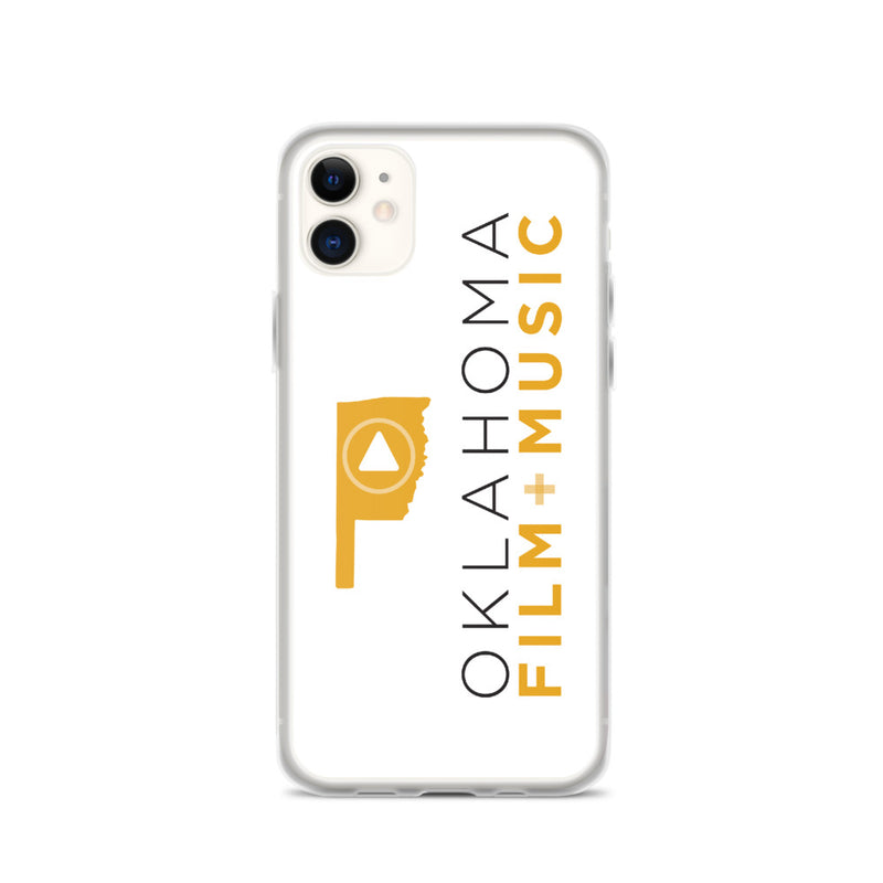 Oklahoma Film + Music - iPhone Case