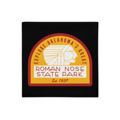 Roman Nose State Park - Premium Pillow Case
