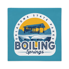Boiling Springs State Park - Premium Pillow Case