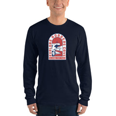 Robbers Cave State Park - Long Sleeve T-Shirt