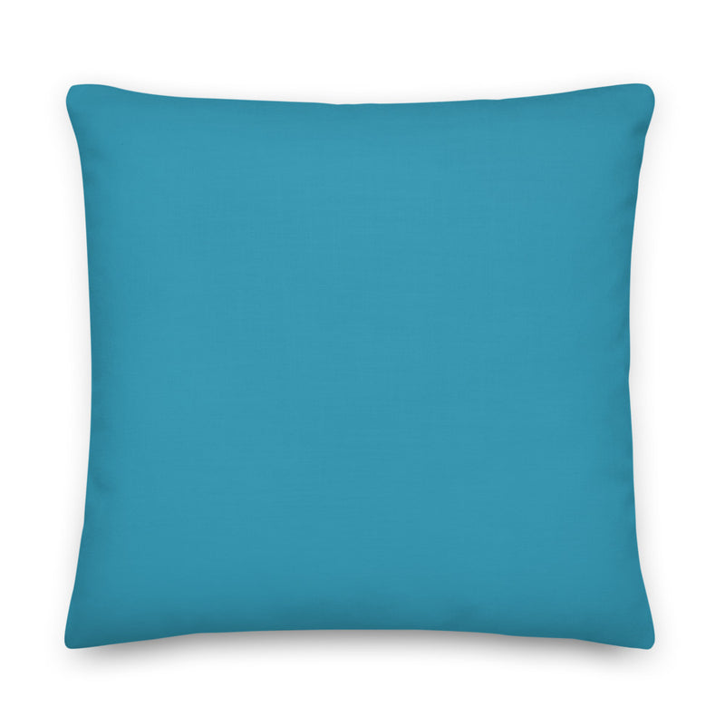 Travel OK Bison - Premium Pillow
