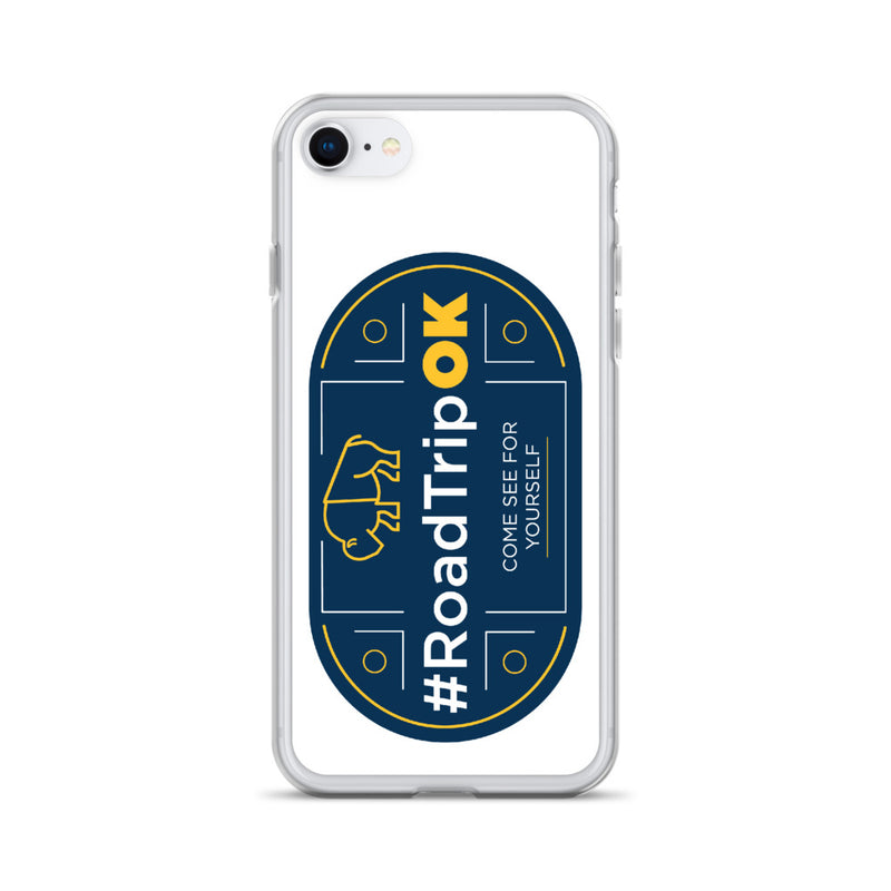 RoadTripOK - iPhone Case