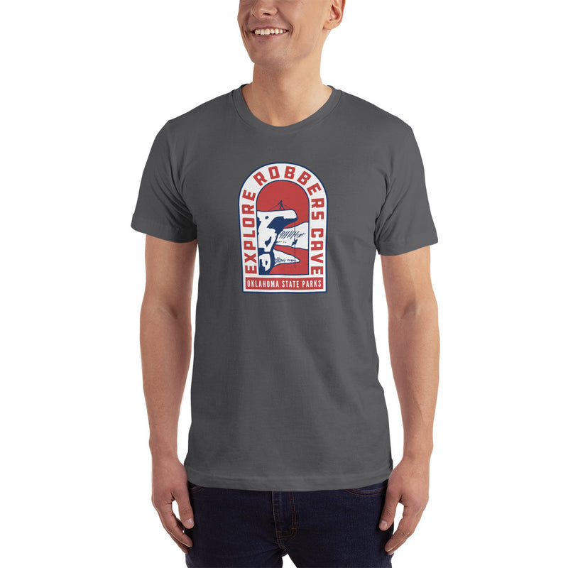 Robbers Cave State Park - T-Shirt