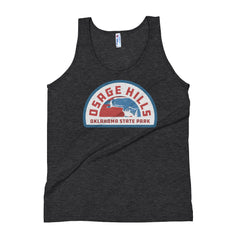 Osage Hills State Park - Unisex Tank Top