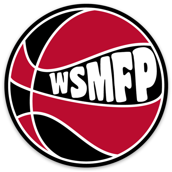 WSMFP Ball Decal