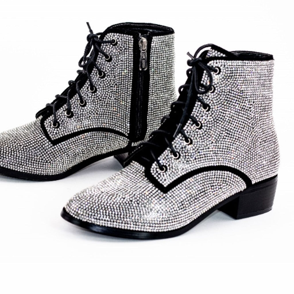 Blinged Out Boots
