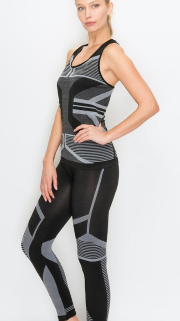 Leggings/Tank Set
