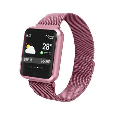 Women's Heart Rate Monitor Smart Band + Earphone