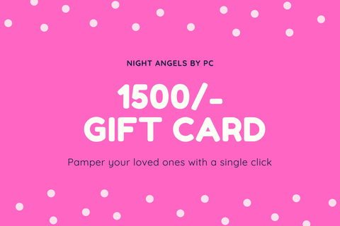 1500 GIFT CARD