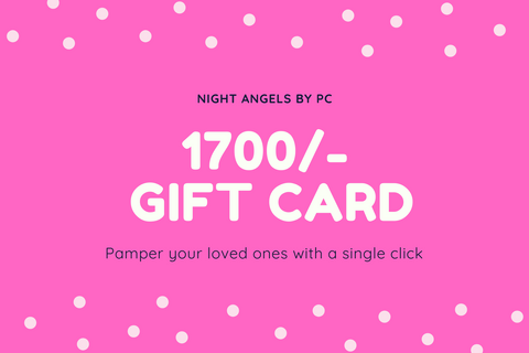 1700 GIFT CARD