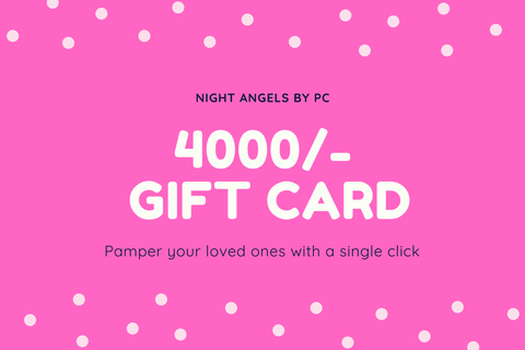 4000 GIFT CARD