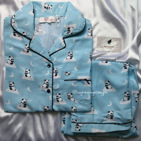 Cloud 9 Panda Nightwear (Women)