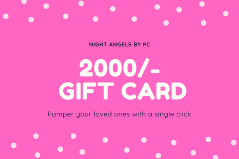 2000 GIFT CARD