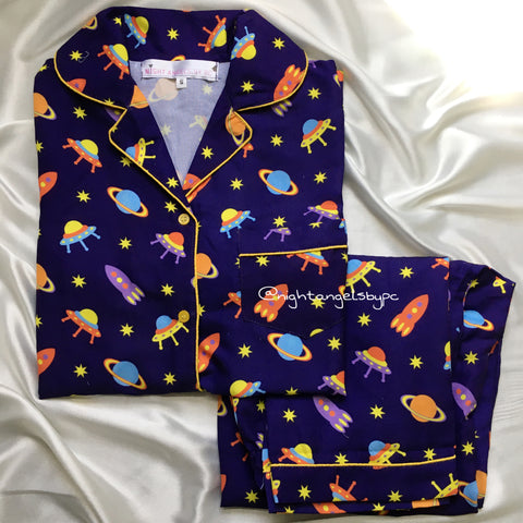 Space Nightwear (Men)