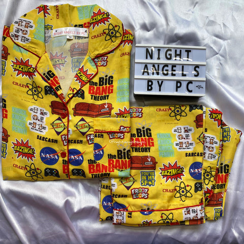 The Big Bang Theory Nightwear