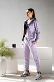 Winter Dream Lilac Tracksuit