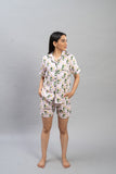 Champagne Shorts Set (Women)