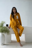 Unicorn Miracle Golden Velvet Nightwear (Women)