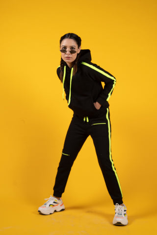 Step It Up Neon Tracksuit (G)