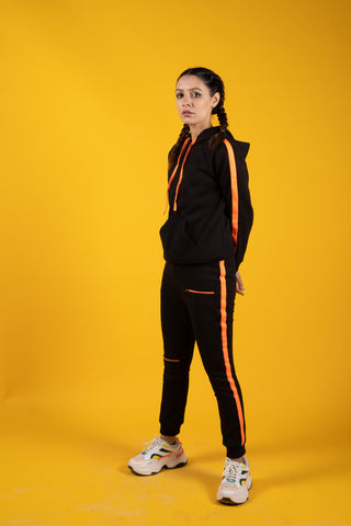 Step It Up Neon Tracksuit (O)