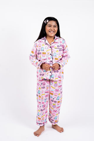 Boy Bye Kids Unisex Nightwear