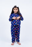 Space Kids Unisex Nightwear