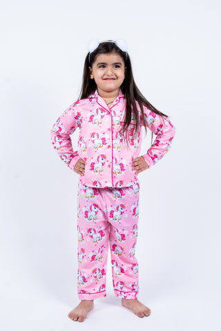 Unicorn Wonderland Kids Unisex Nightwear