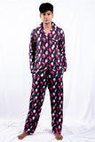 Black Ice Cream Nightwear (Men)
