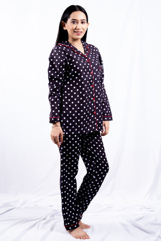 Polka Dots Nightwear