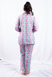 Aqua Unicorns Nightwear (Women)
