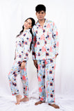 Chef Couple Nightwear